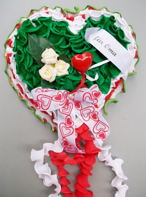 Machen maiherzen rosen selber Wie du